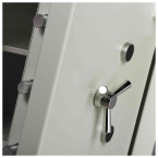 Dudley Europa £60,000 Drawer Drop Security Safe Size 1 - bolts
