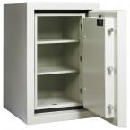 Dudley Europa Eurograde 4 Size 2 high Security Safe - door open