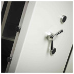 Dudley Europa Eurograde 5 £100,000 Security Safe Size 3 - door detail