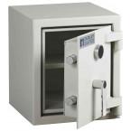 Dudley Harlech Lite S1 Home £2000 Fire Security Safe - Door ajar