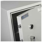 Dudley Harlech Lite S1 Fire Security Safe £2000 Size 3 - door bolts