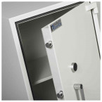 Dudley Harlech Lite S1 Fire Security Safe £2000 Size 4 - door bolts