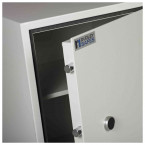 Dudley Harlech Lite S1 Fire Security Safe £2000 Size 5 - door security bolts