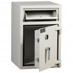 Dudley Hopper CR4000 Size 1 £4000 Cash Deposit Security Safe - door ajar