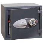 Phoenix Venus HS0652E Eurorade 0 Digital Fire Security Safe - door ajar