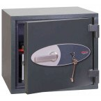 Phoenix Venus HS0652K Eurograde 0 Key Lock Security Safe - door ajar