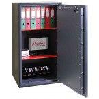 Phoenix Venus HS0655K Eurograde 0 Key Lock Security Safe - door open