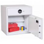Police Approved £10,000 Cash Deposit Safe - Phoenix Diamond HS1191ED Electronic - Door Open