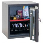 Phoenix Mercury HS2051E Grade 2 Digital Fire Security Safe - door open