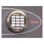 Phoenix Mercury HS2054E Grade 2 Electronic Digital Lock Close Up