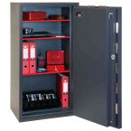 Phoenix Mercury HS2054E Grade 2 Digital Fire Security Safe - interior