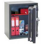 Phoenix Elara HS3552K Key Locking Eurograde 3 High Security Fire Safe - door open