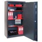 Phoenix Elara HS3556K Key Locking Eurograde 3 High Security Fire Safe - interior