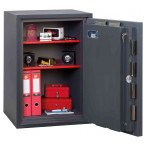 Phoenix Cosmos HS9073E Dual Key & Electronic Eurograde 5 Safe - Wide Open Door