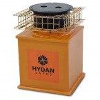 """Hydan Standard 1 £4000 Rated 9"""" Round Door Floor Safe with optional mesh cage"""