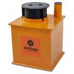 """Hydan Standard £4000 Rated 12"""" Round Door Floor Deposit Safe"""