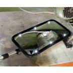 Security Inspection Mirror 20x40cm Castors LED - Dancop