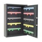 Sterling KS60S 100 Keys Electronic Key Cabinet - door open