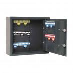 Sterling KS25S 25 Keys Electronic Key Cabinet 0 door open