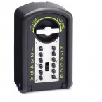 Police Approved - Keyguard Digital XL Mini Key Safe - without cover