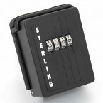 Sterling Keyminder KM1 Mini Combination Outdoor Key Safe Closed