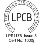 LPS1175 Issue 8 A3 test Certification for the Keyguard XL