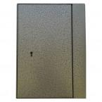 Key Secure KS4 4 Brick Wall Security Safe- closed door