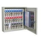 KeySecure KS15CV-E Car Key View Cabinet Electronic 15 Hooks - open
