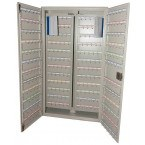 Large Key Safe to store 400 Bunches  of Keys - KeySecure KSE400V Door open
