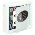 Phoenix Cygnus 30 hook Electronic Key Deposit Safe - ajar
