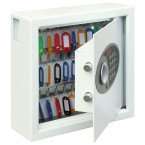 Phoenix Cygnus 30 hook Electronic Key Deposit Safe - open