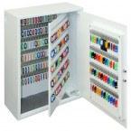 Phoenix Cygnus 300 hook Electronic Key Deposit Safe - wide open