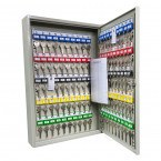 KeySecure KS100 Key Storage Wall Fixed Cabinet 100 Keys open