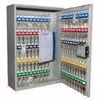 Key Secure 100 Hook Self Closing Key Cabinet Open
