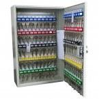Key Secure 100 Hook Self Closing Key Cabinet Slightly Open