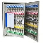KeySecure KS300 Key Storage Wall Fixed Cabinet 300 Keys open
