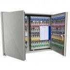 KeySecure KS400 Key Cabinet 400 hooks Electronic Cam Lock open