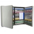 Key Secure KS400-EC-AUDIT Key Cabinet Electronic Combination 400 Keys - interior view