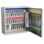 Key Secure KS50-EC-AUDIT Key Cabinet Electronic Combination 50 Keys with door open
