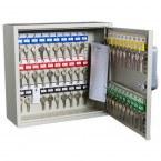 KeySecure KS50D-E Deep Electronic Digital Key Cabinet 50 Keys - door open