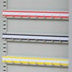 Key Secure KSE1500 Security Key Cabinet 1000 Hooks internal