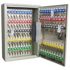 Keysecure KSE100DMD extra Deep0 Push Button Secure Key Cabinet 100 Keys - open