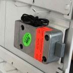 Securikey Key Vault KVD100 Electronic Lock Internal Mechanism Close Up