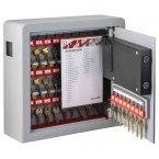 Securikey Electronic Key Storage & Key Deposit Safe 38 Keys - door open