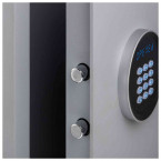 Securikey Electronic Key Storage & Key Deposit Safe 38 Keys - door bolts
