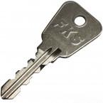 Lowe & Fletcher Replacement Key | L&F 85001-87000