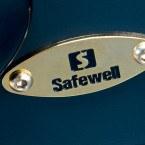 Burton Lambent Digital Hotel Laptop Safe key hole cover
