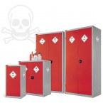 Probe Toxic COSHH Cabinet Range
