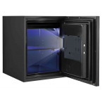 Phoenix Spectrum LS6001ELG Digital L/Grey 60 min Fire Safe - interior light