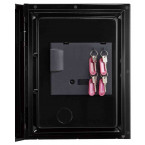 Phoenix Spectrum LS6001EP Digital Pink 60 min Fire Safe - door key rack